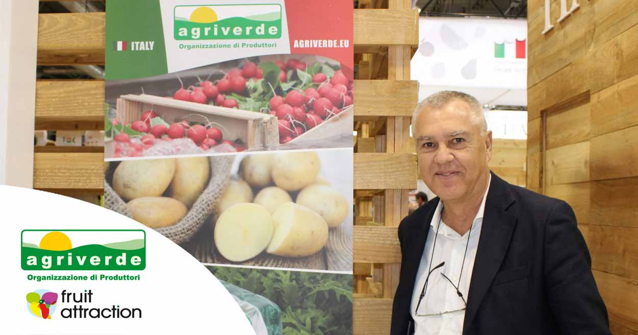 Agriverde a Madrid, Fruit Attraction 2019